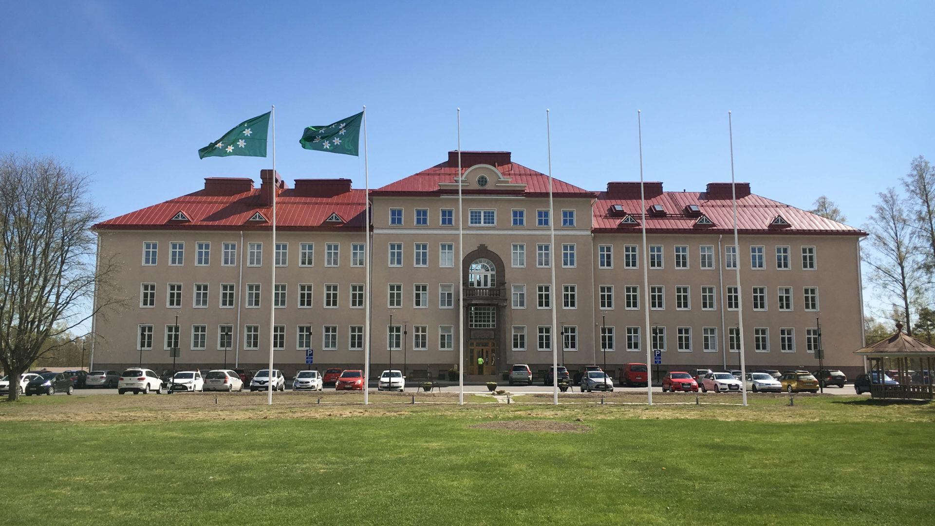 Tammisaaren kaupungintalo